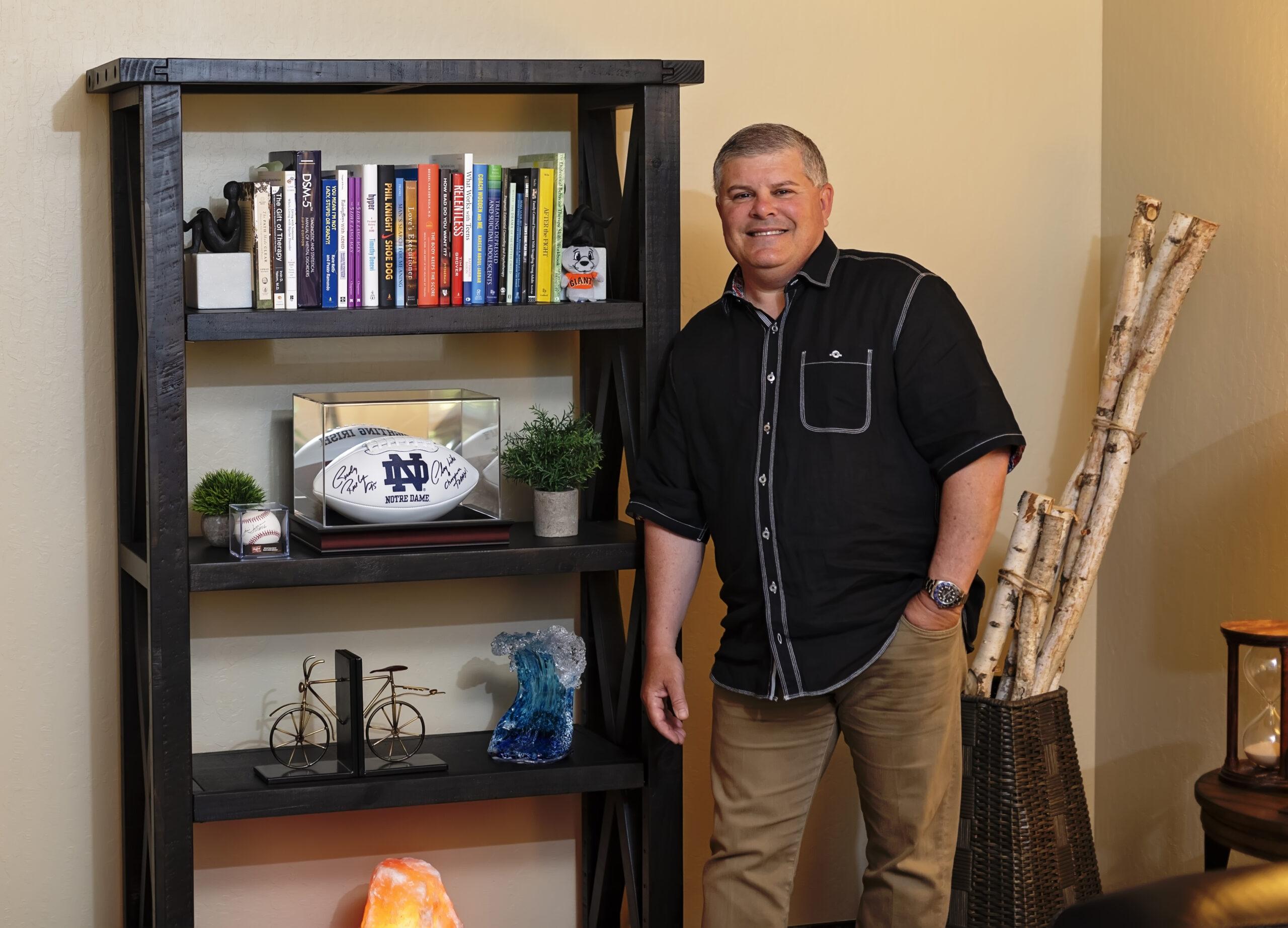 Gilbert Marriage and Family Therapist Tino Silva